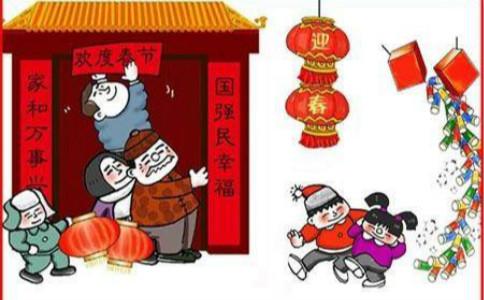 初三春节日记三篇